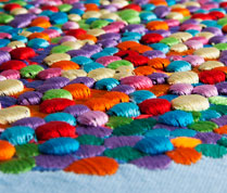 Embroidery Special Effect